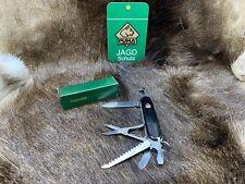 1994 / 95 Puma 90487-4102 Offiziermesser (Army Officer's Knife) Black Handles