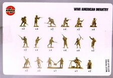 AIRFIX A01729 1/72 WWI American Infantry