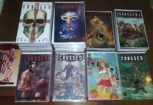 Crossed Comic Book Lot