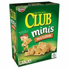 Keebler Club Crackers, Minis, Multi-Grain