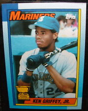 Ken Griffey Jr. 1990 Topps All Star Rookie Card 336 Lived In Sleeve Since New
