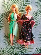 Barbie Superstar et Pretty changes en tenues