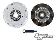 Clutchmasters FX250 for 05-08 Ford Focus ST-2 FWD Turbo HD Organic Disc Rigid