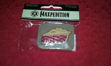 Cherry Pie Maxpedition PVC Morale Patch new in original wrapper slice of pie