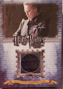 HARRY POTTER HALF BLOOD PRINCE PROF. MINERVA McGONOGALL COSTUME #299/490 (C9)