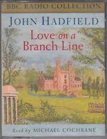 John Hadfield Love On a Branch Line 2 Cassette Audio Book Comedy Classic
