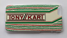 2015 TONYKART RACER 401 style plastic case to fit iPhone 5 - KARTING