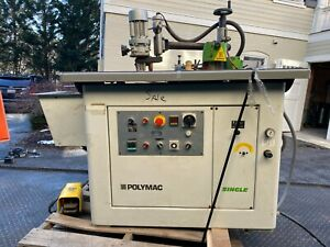 Biesse Polymac 89 Single Sided Edgebander Machine