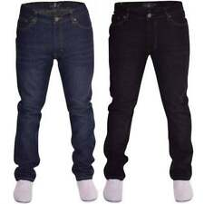 Regular Length Mid Rise Skinny, Slim 30L Jeans for Men