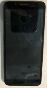 [BROKEN] Alcatel TCL A502DL (AT&T) Fast Ship Smartphone Black Good Used NO POWER