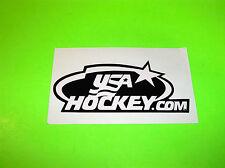 TEAM USA WORLD JUNIORS MENS WOMENS OLYMPIC NHL HOCKEY DECAL STICKER