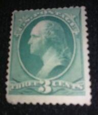 US Scott# 207 M/NH 1881-82