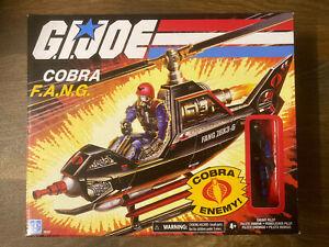 G.I. Joe Cobra Enemy FANG Retro Collection GI Joe OVP Neu