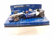 Minichamps Williams BMW FW23 #5 Ralf Schumacher neuf 1/43 Mint