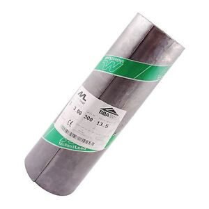 """300mm 12"""" inch Code 3 Lead Flashing Roll Roof Roofing Repair Midland Lead"""