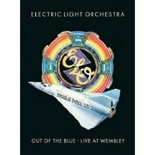 """ELECTRIC LIGHT ORCHESTRA """"OUT OF THE BLUE - LIVE AT WEMBLEDON""""  DVD NEU"""