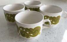 Staffordshire Pottery Mugs 1960-1979 Date Range