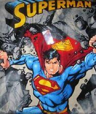 New Superman ROCKS Cotton Beach Bath Pool Towel Gift 30x60 NWT Super Comics Hero