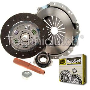 LUK 3 PART CLUTCH KIT FOR RENAULT TRAFIC PLATFORM/CHASSIS 2.0