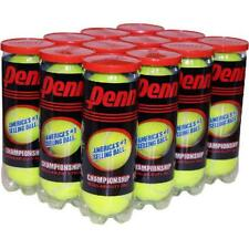 Tennis Ball Championship 12 Can 36ct Regular Duty for Soft Surface Indoor Court