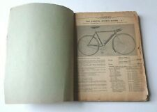 *Rare Vintage 1930s HOBDAY BROTHERS LTD Cycle Accessories catalogue*