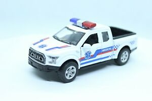 Ford Pickup Ambulance Medical 1/32 scale diecast metal car Length - 5 inches