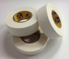 White Hockey Tape - 1x15 Yards - 3 Rolls of White Howie's Hockey Tape