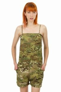 Mark McNairy OPENING CEREMONY Camouflage  Romper Jumper sz 0 New w/o Tag $300