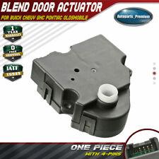 HVAC Heater Blend Door Actuator for Chevrolet C/K 1500 2500 3500 Buick Pontiac