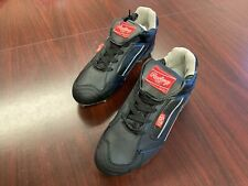 Rawlings Wizard Low Baseball Cleats Size 10.5 New In Box 7155Mbk