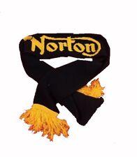 Norton Knit Scarf Scarve Metro Racing - NEW
