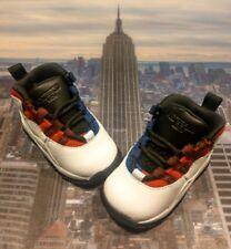 5351135691a9 Nike Jordan X 10 Retro Class of 2006 White TD Toddler Size 4c Air 310808 160