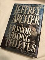 HONOR AMONG THIEVES  Archer  1993 First Edition 1st Printing  Suspense