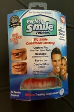 Flexible Perfect Instant Smile Teeth Flex Fit Press on Veneers Perfect Smile