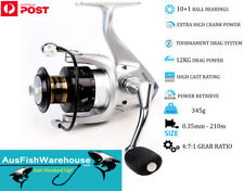 Spinning Fishing Reel EVO4000 | Best Value | Big Brand Quality | BRUTALADE Reels