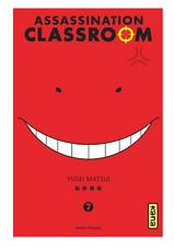 manga Assassination Classroom Tome 7 Shonen Yusei Matsui Kana Ansatsu Kyoushitsu