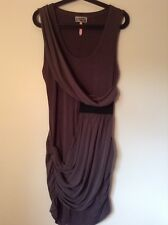 Pre-Loved 100% Auth Lipsy, Ladies Stunning Grey Dress. 12