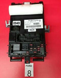 B8 05-06 FORD MUSTANG FUSE RELAY BOX BODY CONTROL MODULE UNIT BCM 5R3T-14B476-BD