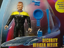 Neelix Security Officer Spencer Gift Exclusive Playmates Toys Action Figure 98