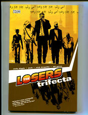 THE LOSERS VOLUME 3: TRIFECTA! TPB (8.0) 2nd PRINT
