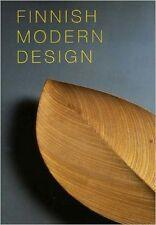 FINNISH MODERN DESIGN Utopian Ideals Scandinavian 1930-97 Decorative Arts Yale