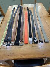 Men / Boys 10 Belts