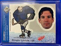 1998-99 UD Collector's Choice Mini Bobbing Head #BH24 Brendan Shanahan Detroit