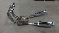 1987 Yamaha YX600 Radian Y550. complete exhaust headers mufflers pipes