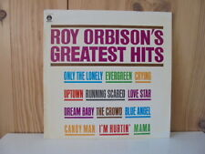 LP ROY ORBISON Greatest Hits Monument ZX 18000 - USA STEREO Orange & Black Label