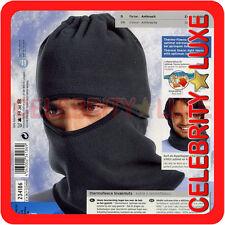 New Black Biker Balaclava Ninja Headpiece Hat Cap Mask Scarf Police Ski Costume