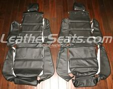 BMW E30 325ic Sport Convertible Leather Seat Covers