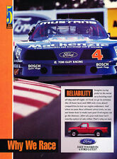 1994 Ford Ranger Truck - reliability - Vintage Advertisement Ad A27-B