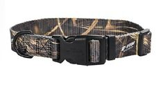 "Team RealTree Quick-Snap Camo Dog Collar-14-20"" New!"