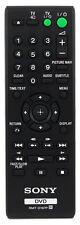 Sony DVP-SR150 DVD Player Genuine Remote Control